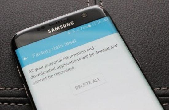 Cara Setelan Pabrik HP Samsung