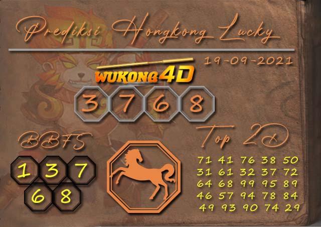 9PREDIKSI TOGEL HONGKONG LUCKY7 WUKONG4D 19 SEPTEMBER 2021