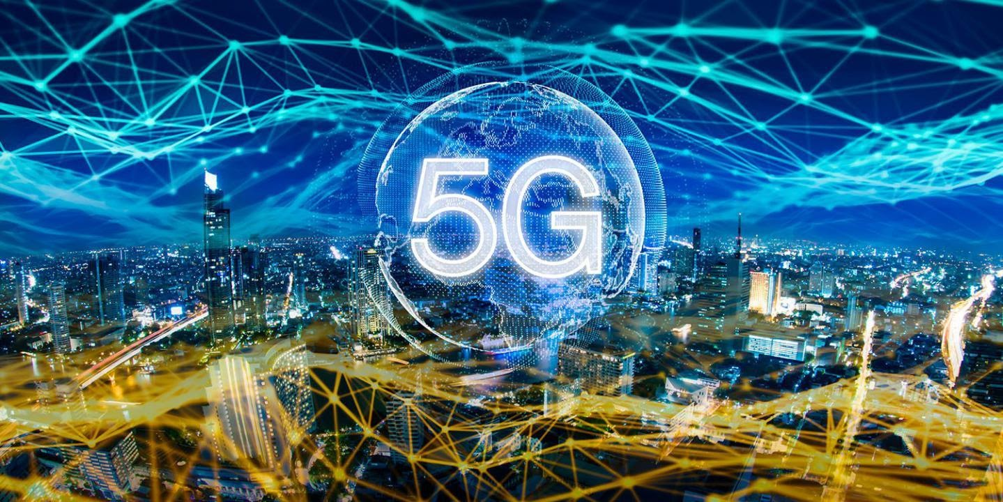 It's the era of 5G