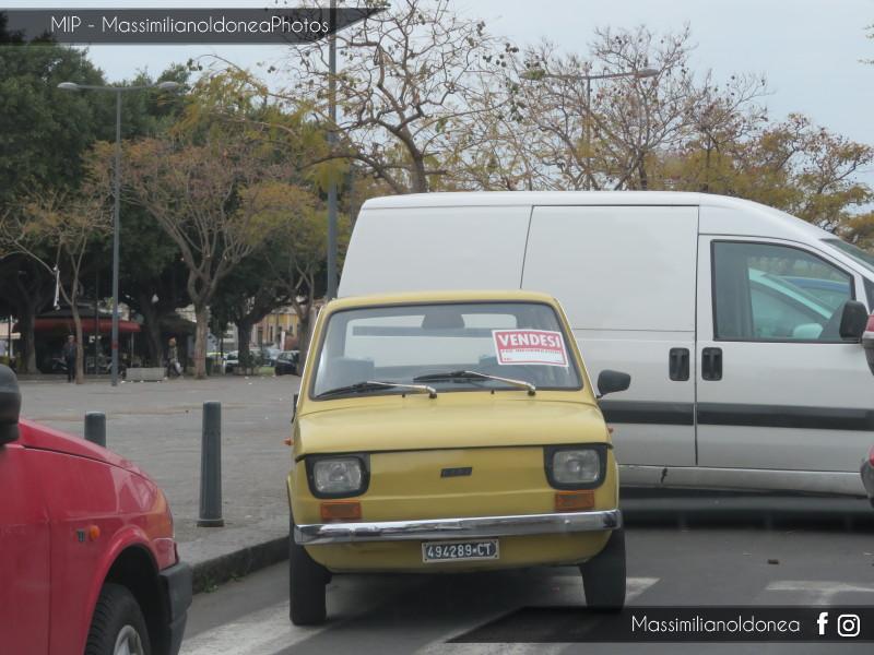 avvistamenti auto storiche - Pagina 15 Fiat-126-600-22cv-74-CT494289