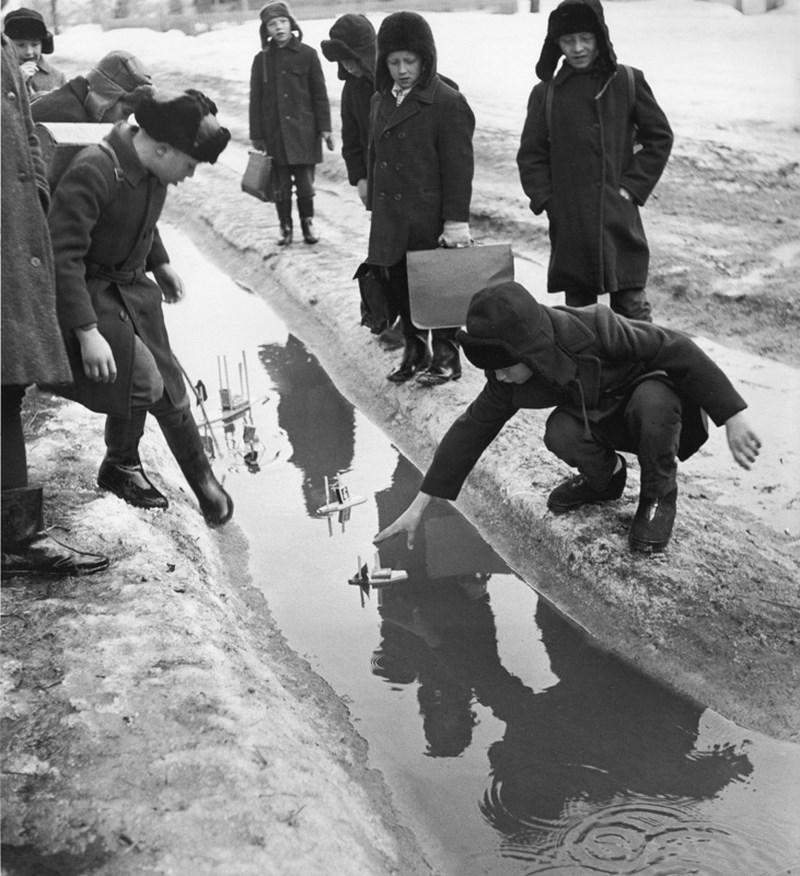 жизнь советской эпохи в фотографиях 38