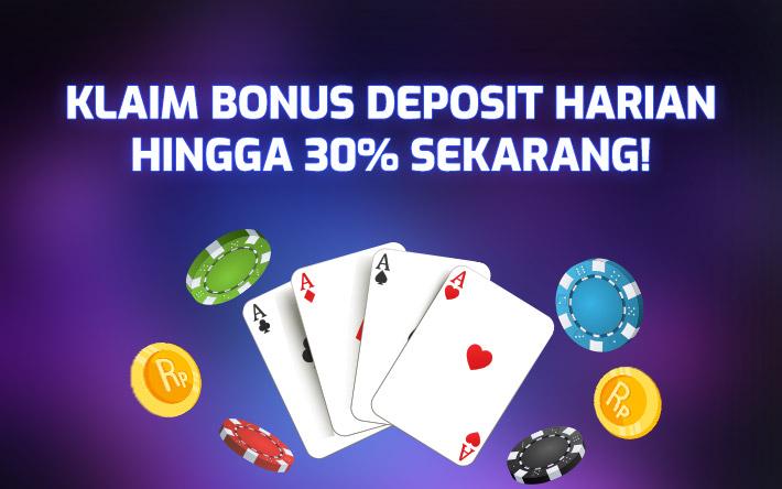 Bonus Deposit Dash86