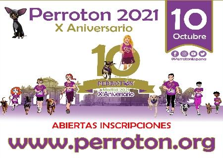 Abiertas las inscripciones para Perrotón Madrid 2021