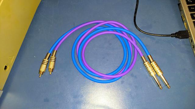 Resgatando um antigo system Aiwa, para uso como monitor/amplificador 4