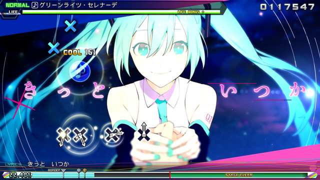 Topics tagged under playstation4 on 紀由屋分享坊 Mega-Mix2nd-Encore-Pack-Content-Type-Game-Hub-Screenshot-Lifecycle-07