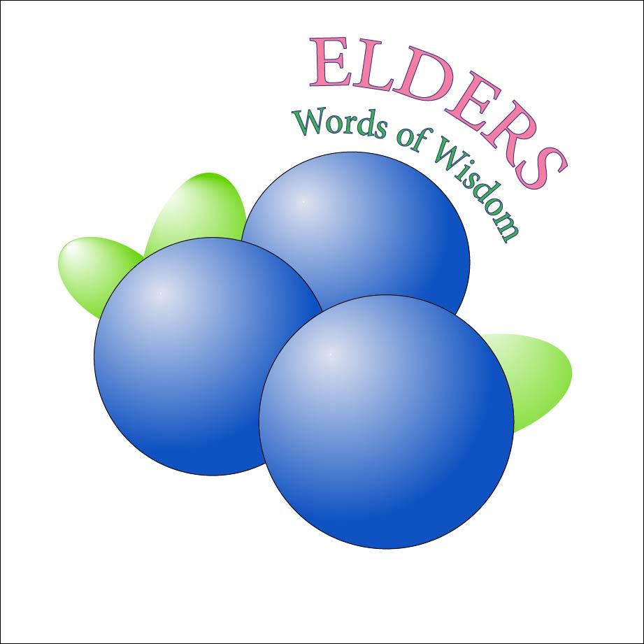NRC podcast logo, Elders- Words of Wisdom