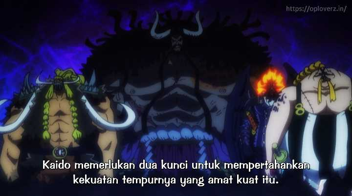 Download One Piece Episode 913 Subtitle Indonesia