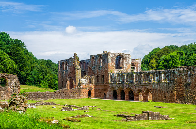 Furness Abbey or St Mary of Furness is a former monastery located in the northern outskirts of Barro