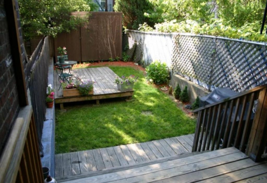 The Green House Gardening Designs