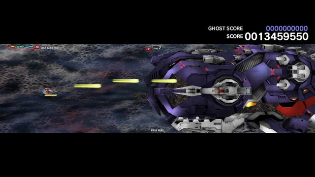 橫向捲軸射擊遊戲的頂點!  『太空戰鬥機 宇宙啟示錄』於今日3月18日發售! 3wUF2zIg