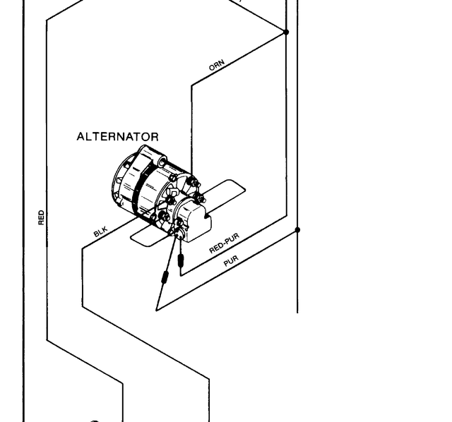 alternator wiring question  boat talk  chaparral boats