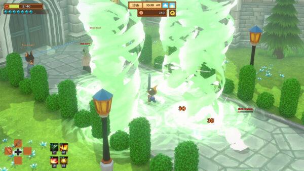 Kitaria Fables推出PS5和Xbox系列,專注於耕作和手工制作 Kitaria-Fables-2021-02-04-21-004-600x338