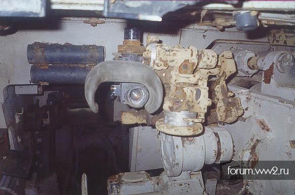 Internal state of StuG-40 ausf G