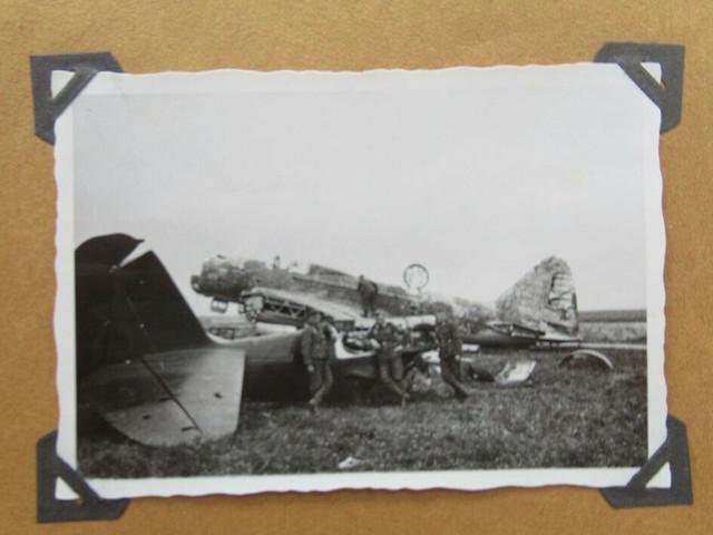 Altes-Fotoalbum-Sanitats-Kompanie-715-mit-143-Fotos-57