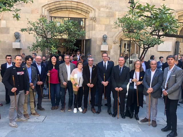 Alcaldes i alcaldesses del Pla d'Urgell