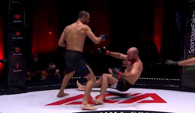 Никола Дипчиков взе скалпа на Рафал Харатюк в първия рунд