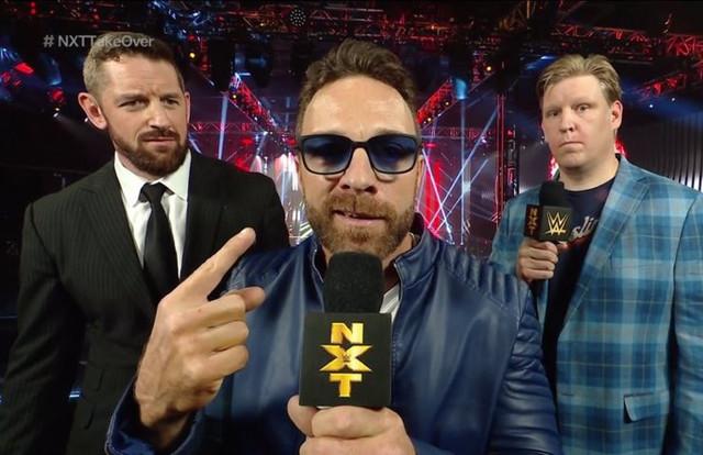 Eli Drake contratado por WWE NXT Vengeance Day
