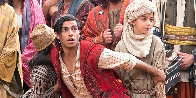 Aladdin Abu And Jafar Are Revealed In This New Gallery Of Hi Res Stills
