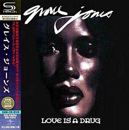 Grace Jones - Love Is A Drug (Compilation) 2020