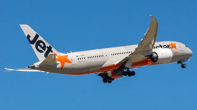 Jetstar 787 8 VH VKB 040218