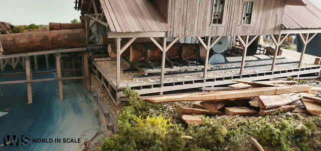 """THE TWIN MILLS AT DEER CREEK"" - 1:87 by SierraWest Scale Models - Seite 2 2020-05-06-23"