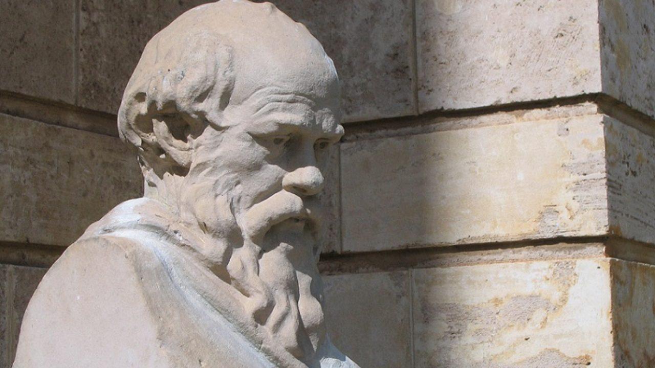 La ironía socrática y la búsqueda de Sócrates de la búsqueda de la definición universal