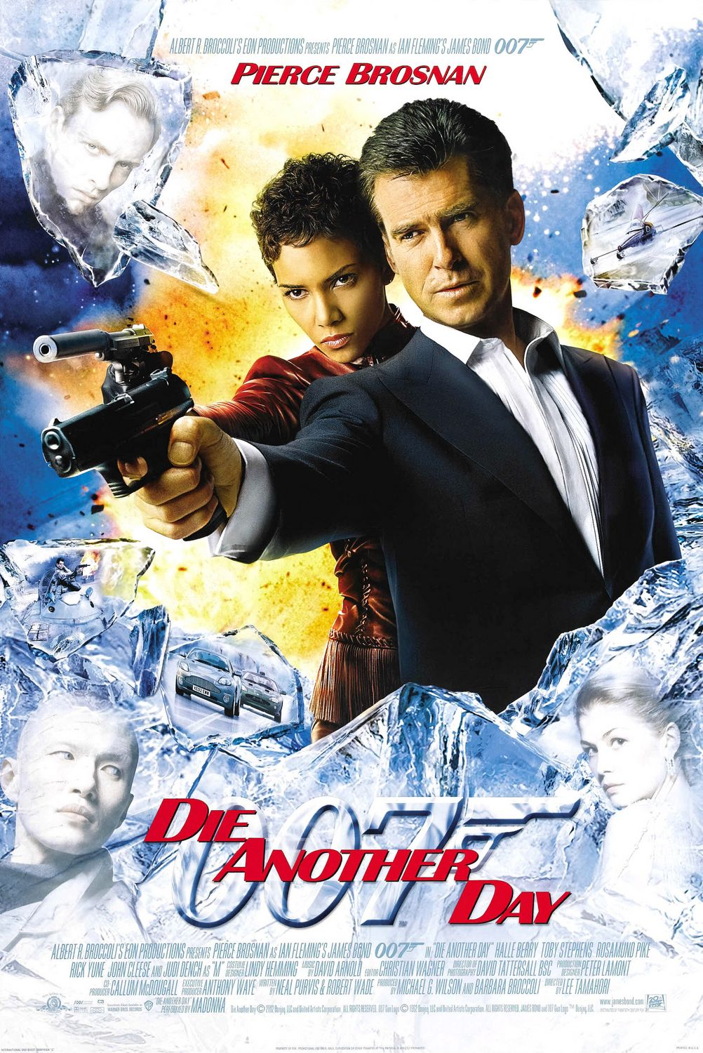 Die Another Day 2002 Hindi Dual Audio 720p BluRay ESub 950MB | 450MB Download