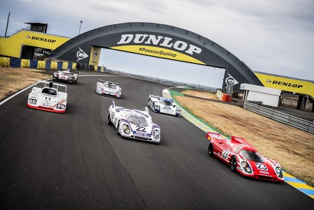 Porsche réuni six prototypes vainqueurs au classement général au Mans S20-4224-fine