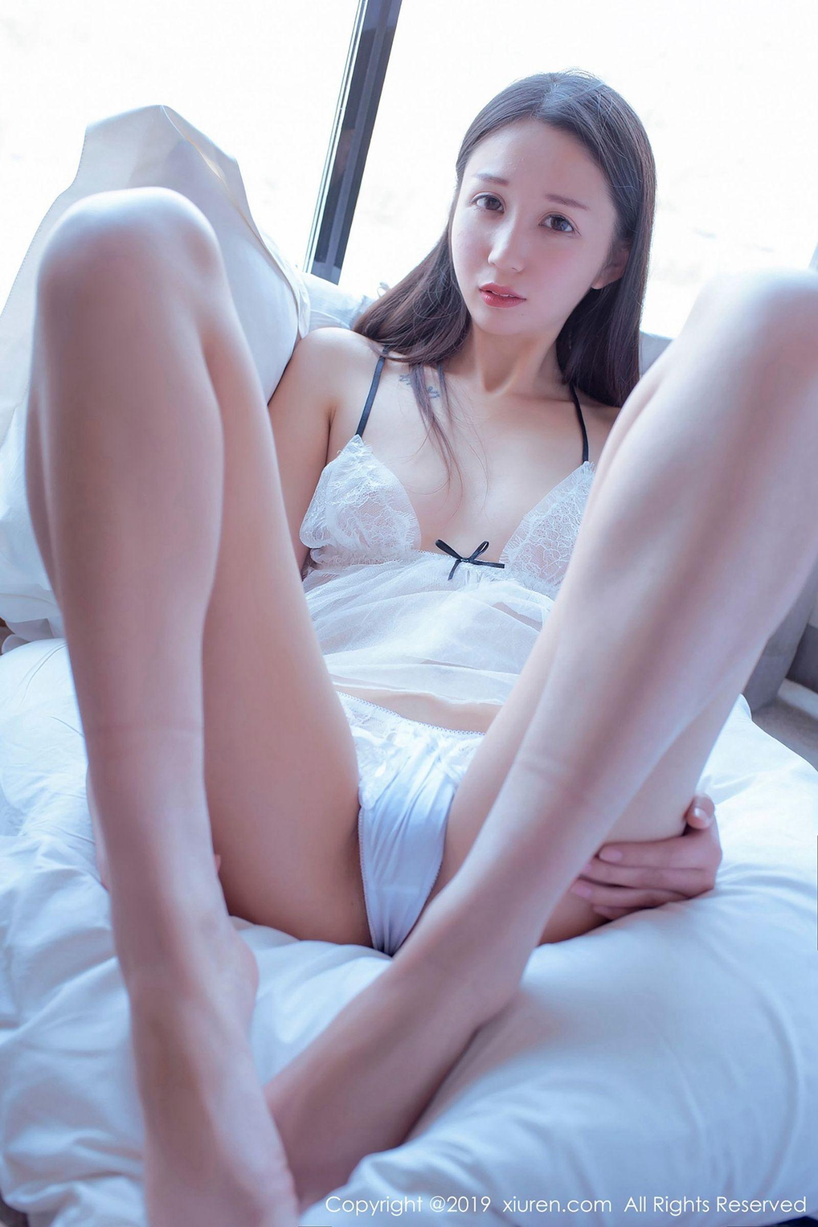 [XiuRen秀人] No.1343 白沫 - 模特@白沫最新性感写真