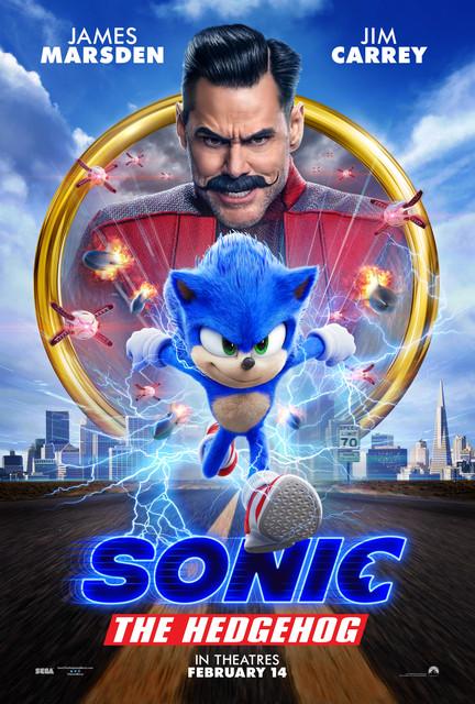 Re: Ježek Sonic / Sonic the Hedgehog (2020)