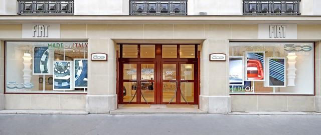 Casa 500 Paris Rive Gauche : un écrin pour l'iconique 500 CASA500-RASPAIL-02