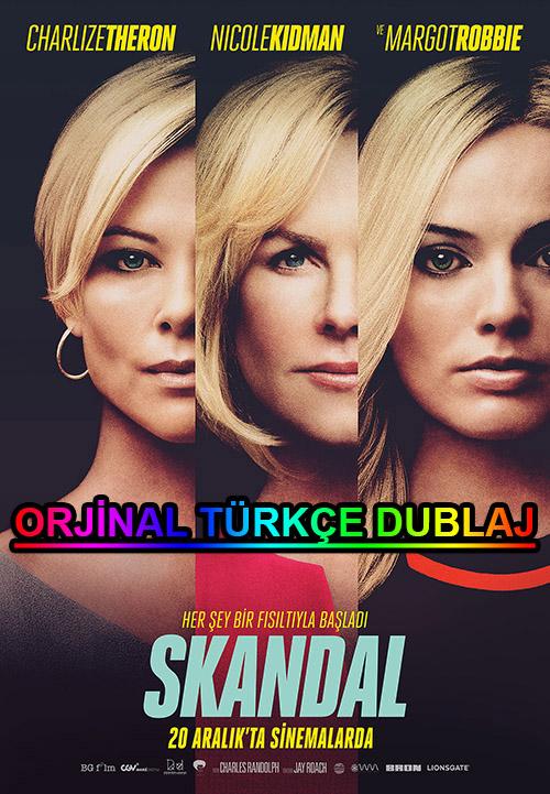 Skandal | Bombshell | 2020 | BDRip | XviD | Türkçe Dublaj | m720p - m1080p | BluRay | Dual | TR-EN | Tek Link