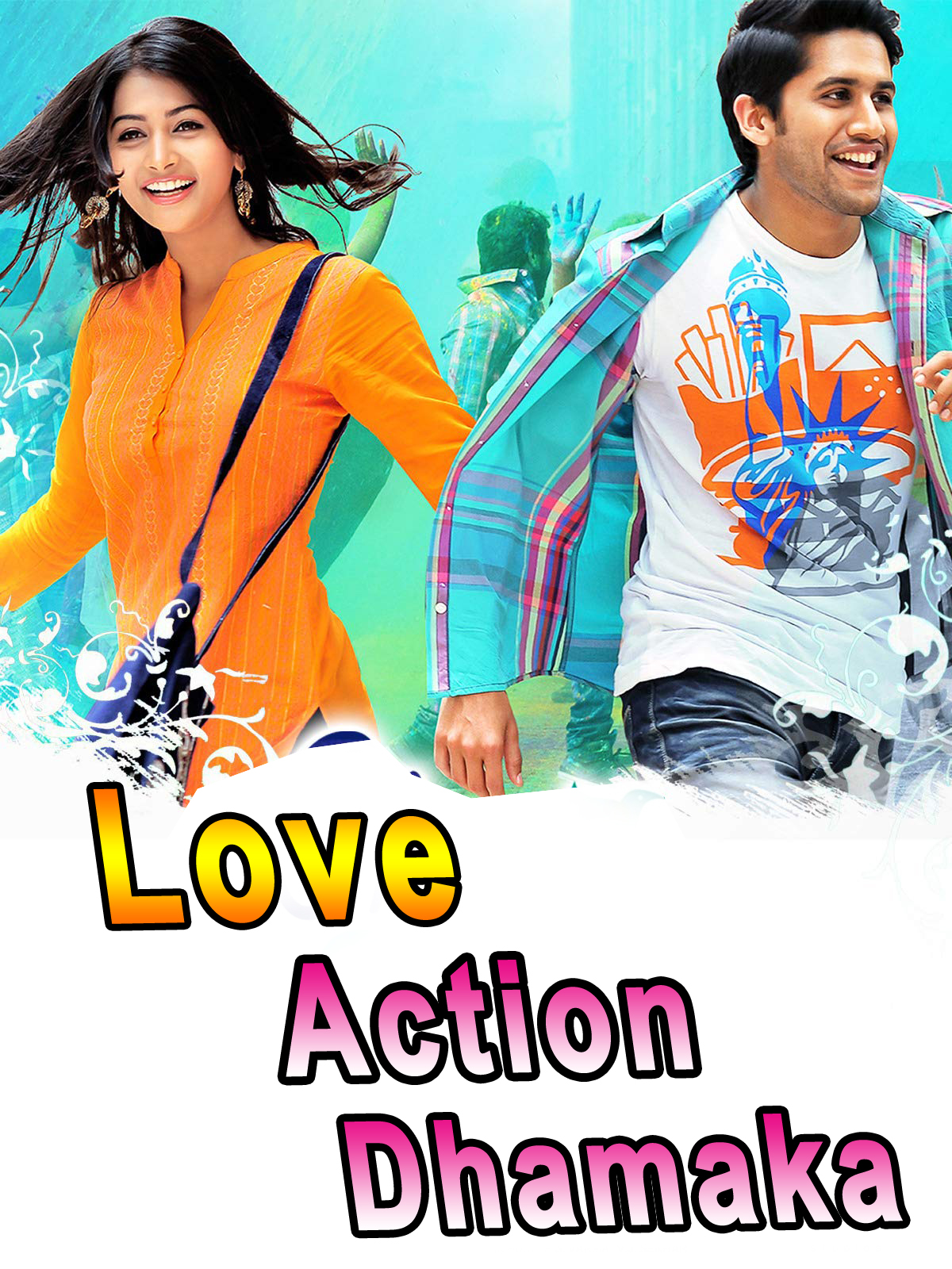 Love Action Dhamaka (Oka Laila Kosam) 2021 South Movie Hindi Dual Audio 720p HDRip 800MB Download