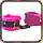 Меховые наручники «Страсть фуксии»|На случай, если захотите открыть врата в бездну.
