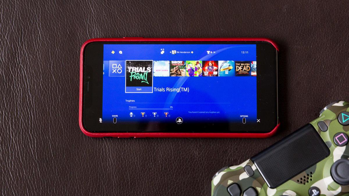 Sekarang Game PlayStation 4 Bisa Dimainkan dari iPhone!
