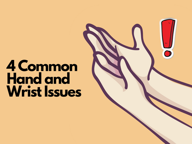 4-Common-Hand-and-Wrist-Issues