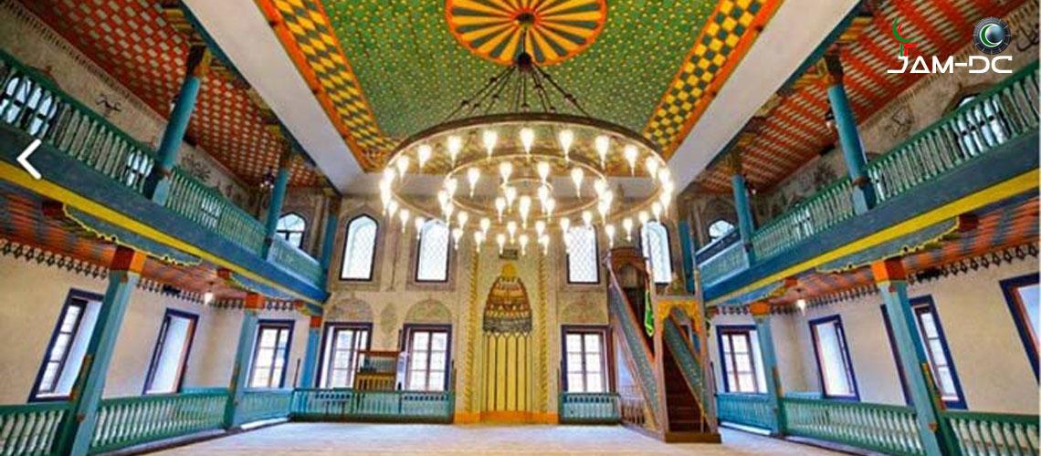 Босния возрождает Мечеть в Травнике