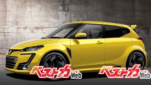 2023 - [Suzuki] Swift IV ADF2-FFBE-69-A0-4-C0-A-807-C-A6050-C9-B7950