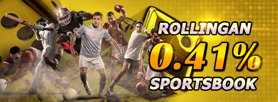 Rollingan 0.41% Sportsbook