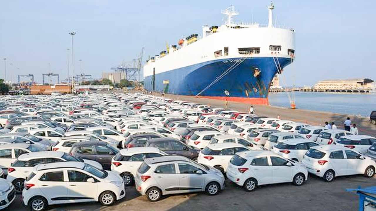 2 Million Cars exported by Maruti Suzuki