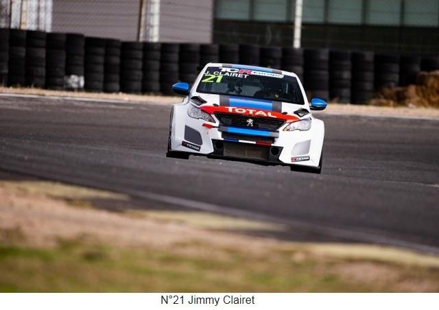 La Peugeot 308 TCR Conclut La Saison De TCR Par Un Double Podium ! 2020-2020-Jarama-Friday-2020-EUR-Jarama-FP1-21-Jimmy-Clairet-42-1
