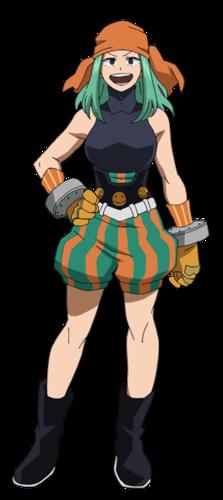 Emi Kazama 1