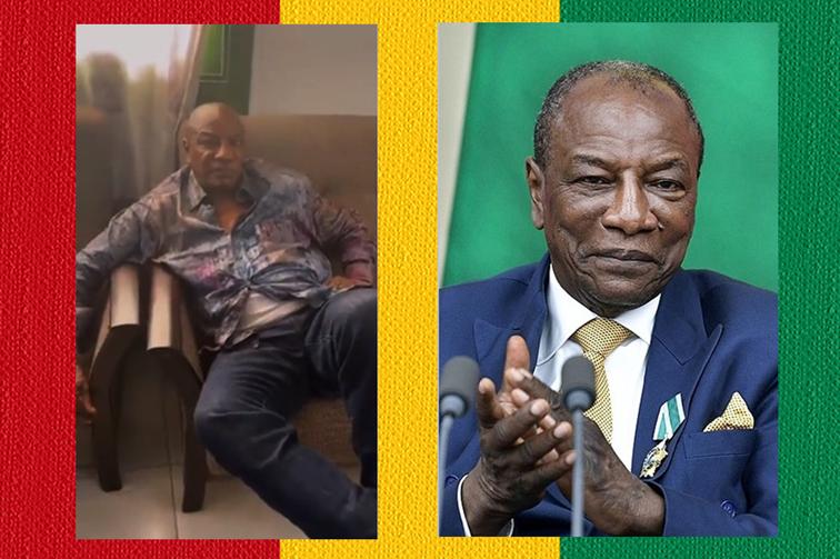 Golpe de estado en Guinea Conakry