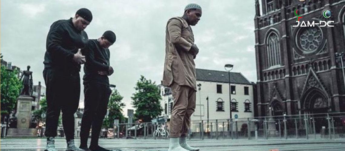 Американский рэппер принял Ислам