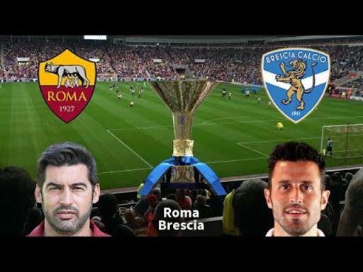 مشاهدة مباراة روما وبريشيا بث مباشر اليوم بتاريخ 11-07-2020 في الدوري الايطالي