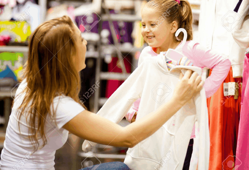 Shopping Catchy Clothes