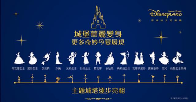 [Hong Kong Disneyland] Nouveau Sleeping Beauty Castle (2020) - Page 7 HK2