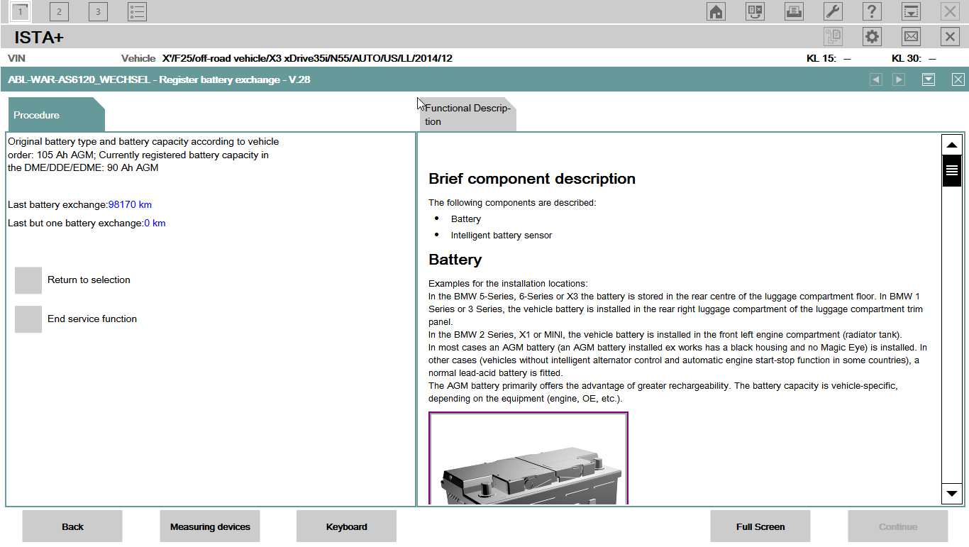 Diy Battery Replacement Registration Coding Xbimmers Bmw X3 Forum