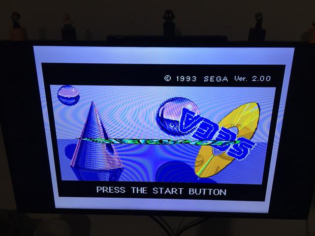 [Vendu] Sega MegaCD 2 Region Free + Megadrive 2 Region Free switchless + Jeux 74-F35-A2-A-38-F8-461-E-9-B74-C3-EB034-B38-F9