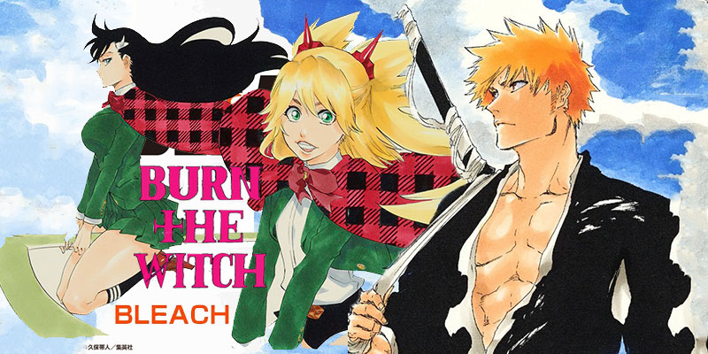 BLEACH 20TH Anniversary Project And BURN THE WITCH Livestream Recap